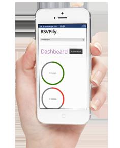 RSVPify. Mobile App