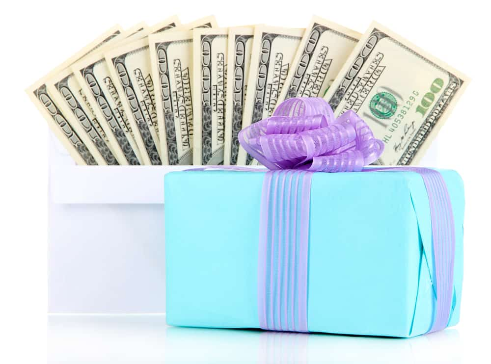 Money For Wedding Gift : ... less likely to send a gift or money if the wedding RSVP is online