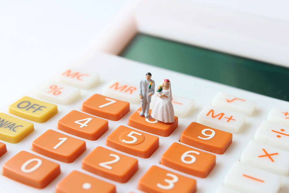 Wedding guests calculator