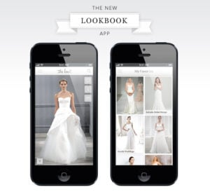 Wedding dress finder app