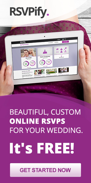 Create beautiful, highly custom online RSVPs with RSVPify