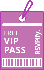 It's free to setup your ticketed event in RSVPify. Our online ticketing system offers instant, customizable setup.