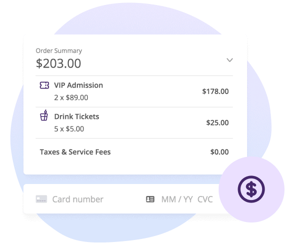 Pricing-Sell-Tickets