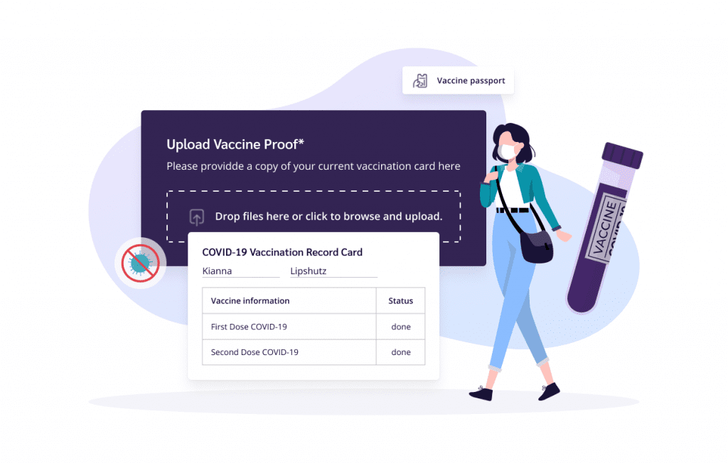 Verify vaccine passports for your event with RSVPify