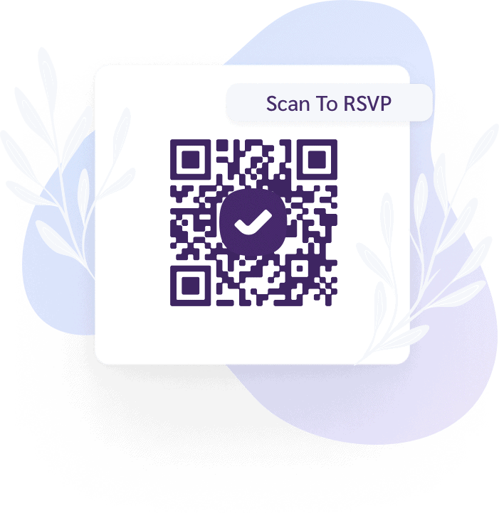 QR codes for paper invites make RSVPing simple